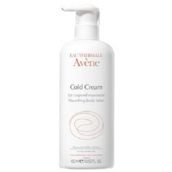 Comprar Avene Leche Corporal Cold Cream 400ml