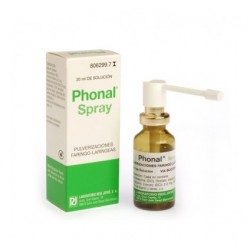 Comprar Phonal Spray 20ml