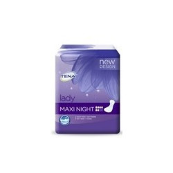 Comprar Tena Lady Compresa Maxi Night 12 Unidades