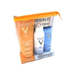 Comprar Vichy Ideal Soleil Leche SPF30 300ml + Agua Termal Mineralizante 150ml+ After sun 100ml