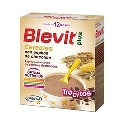 Comprar Blevit Plus Trocitos Pepitas Chocolate 600gr