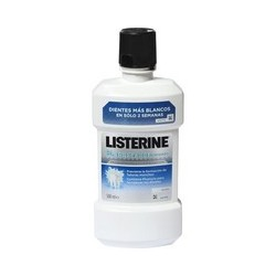 Comprar Listerine Blanqueador Avanzado Menta 500ml