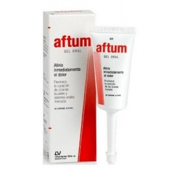 Comprar Aftum Gel Oral 15ml