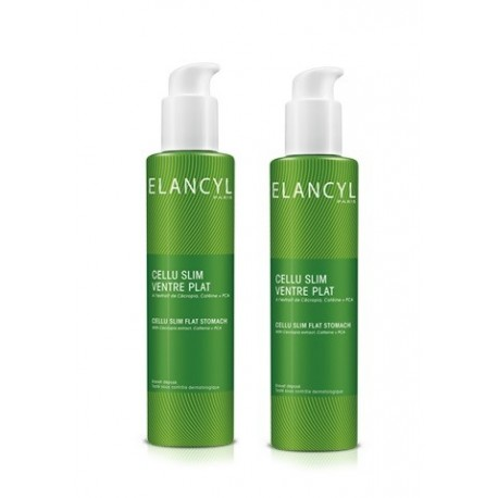 Elancyl Duplo Slim Design Vientre Plano 2x150ml