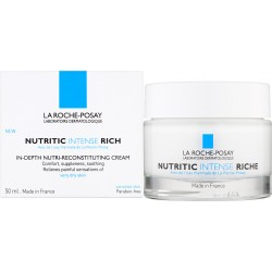 La Roche Posay Nutritic Intense Crema 50ml