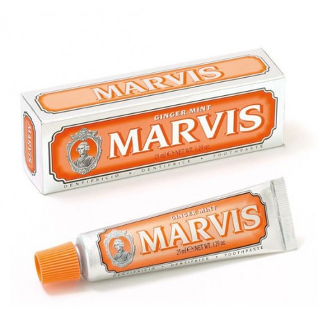 Marvis Dentífrico Jengibre Menta 25ml