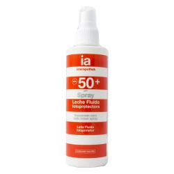 Interapothek Spray Leche Fluida SPF50+ 200ml