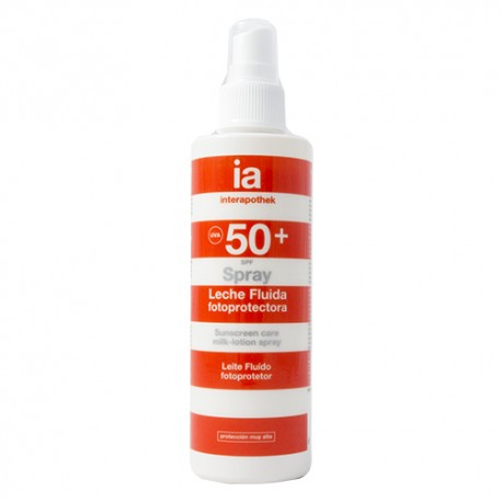 Interapothek Spray Leche Fluida SPF50+ 200 ml