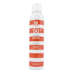 Interapothek Aerosol Transparente SPF50+ 250ml