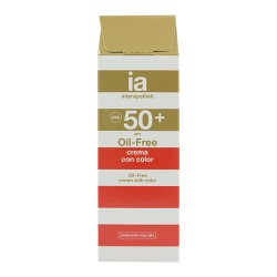 Comprar Interapothek Crema con Color SPF50+ 50 ml