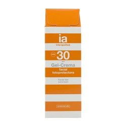 Interapothek Gel-Crema Facial SPF30 50ml