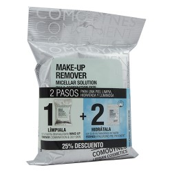 Comprar Comodynes Pack Pieles Grasas Make-Up Remover 20uds + Essence 8uds