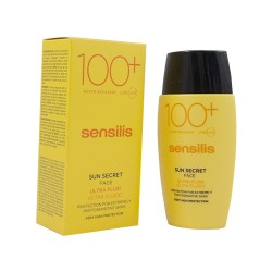 Comprar Sensilis Sun Secret Ultra Fluido SPF 100 40ml