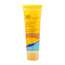 Polysianes Gel Nacarado Monoï SPF30 125ml