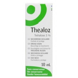 Thealoz Ojos Secos 10ml