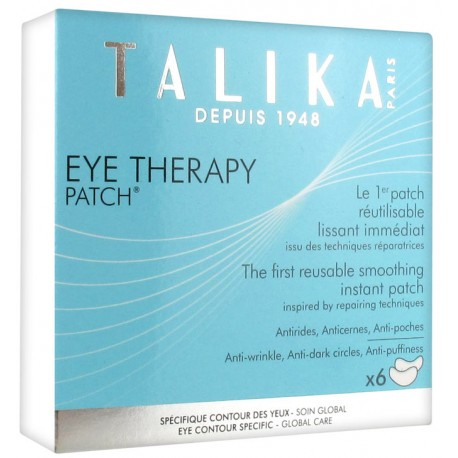 Talika Eye Therapy Parches 6 uds