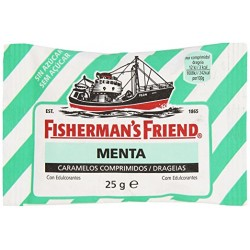 Fisherman's Friend Caramelo Menta 25g 12uds