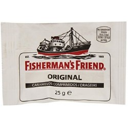 Comprar Fisherman's Friend Caramelo Original 25g 12uds