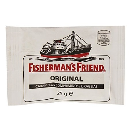 Fisherman's Friend Caramelo Original 25g 12uds