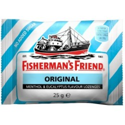 Comprar Fisherman's Friend Caramelo Original S/A 25g 12uds