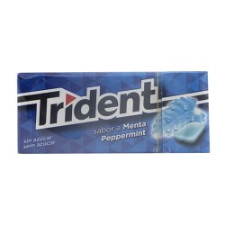 Comprar Trident Chicles Fresh Menta