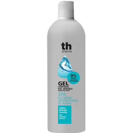 Th Pharma Gel Corporal Proteínas de Avena 750ml