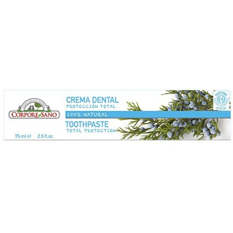 Corpore Sano Crema Dental Protección Total 75ml