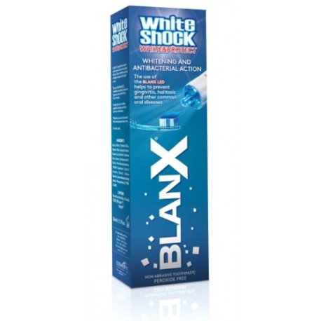 Blanx Dentífrico White Shock & Protect 50ml