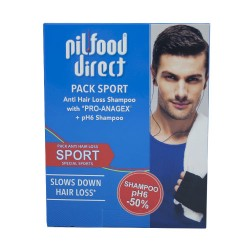 Pilfood Direct Pack Sport Champú PRO-ANAGEX + pH6