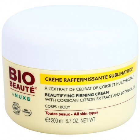 Nuxe Bio Beaute Crema Reafirmante Sublimadora 200ml