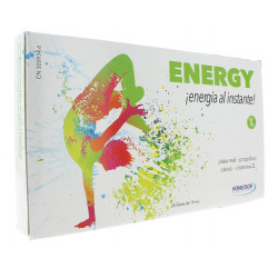 Comprar Homeosor Energy 20 Viales 10ml