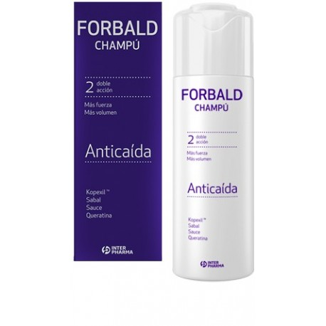 FORBALD CHAMPU 250 ML.