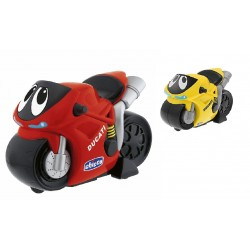Chicco Moto Turbo Touch Ducati