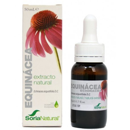 Soria Natural Equinácea Extracto Natural 50ml