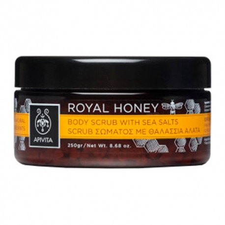 Apivita Royal Honey exfoliante corporal 200ml