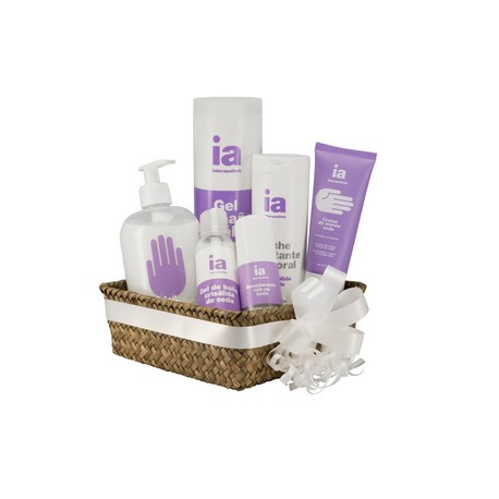 Interapothek Cesta Body Regalo Seda
