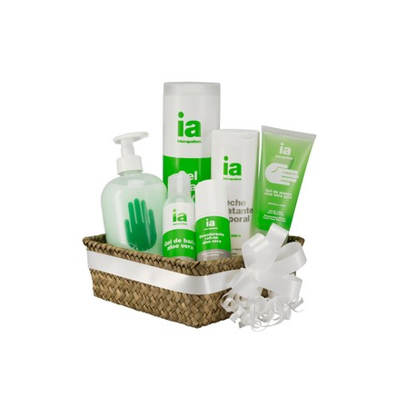 Interapothek Cesta Body Regalo Aloe
