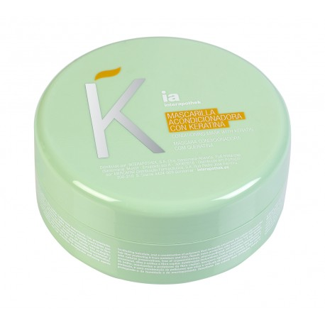 Interapothek Mascarilla Keratina 250 ml