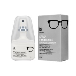 Comprar Interapothek Spray Limpiagafas 20ml + Gamuza