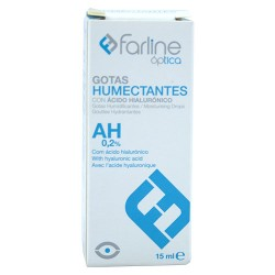 Duplo Farline Gotas Humectantes Ácido Hialuronico 0,2% 15ml