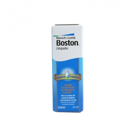 Solución Lentes Boston Limpia Advance 30ml