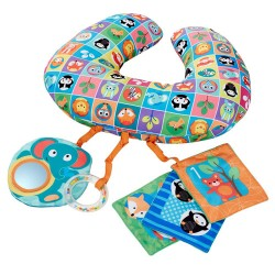 Chicco Cojín Baby Boopy Anmials 2-9m