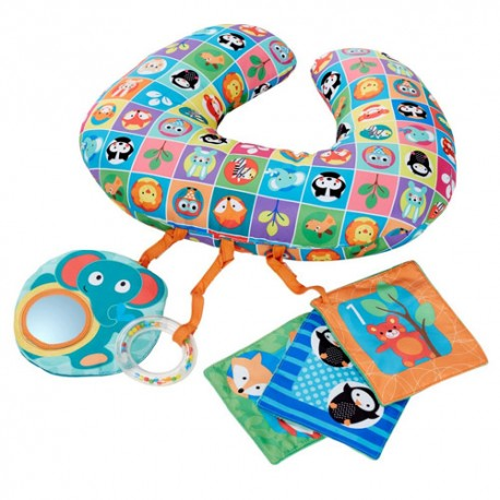 Chicco Cojín Baby Boopy Animals 2-9m