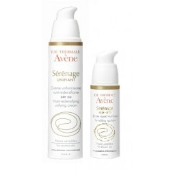 Comprar Avene Serenage Crema Noche 40ml + Sérum 30ml