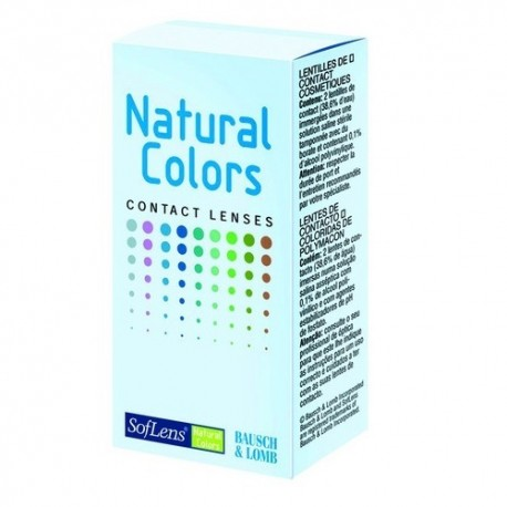 Lentes Soflens Colors Aquamarine
