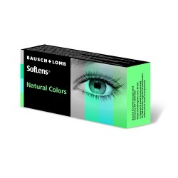 Lentes Soflens Colors Amazon Verde