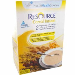 Comprar Resource Instant 8 Cereales con Miel 600g
