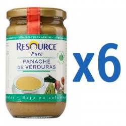 Resource Puré Panaché de Verduras 6x300g