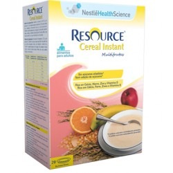 RESOURCE INST.CEREALES MULTIFRUTAS 600 G