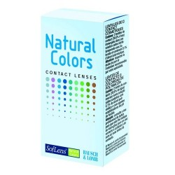 Lentes Soflens Colors Pacific Azul